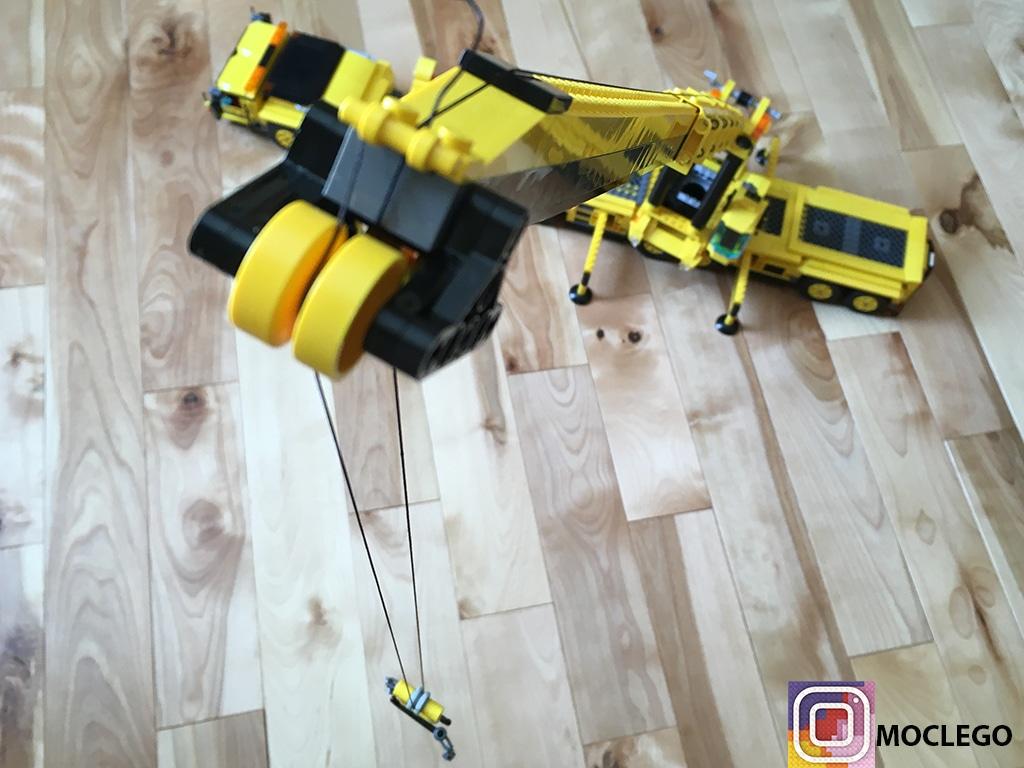 lego instructions crane