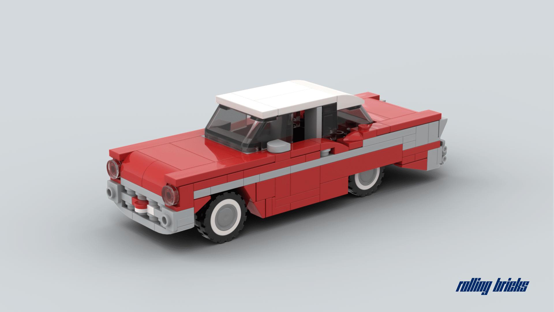 lego custom instructions