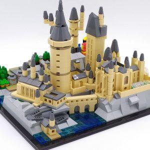lego Hogwarts caslte