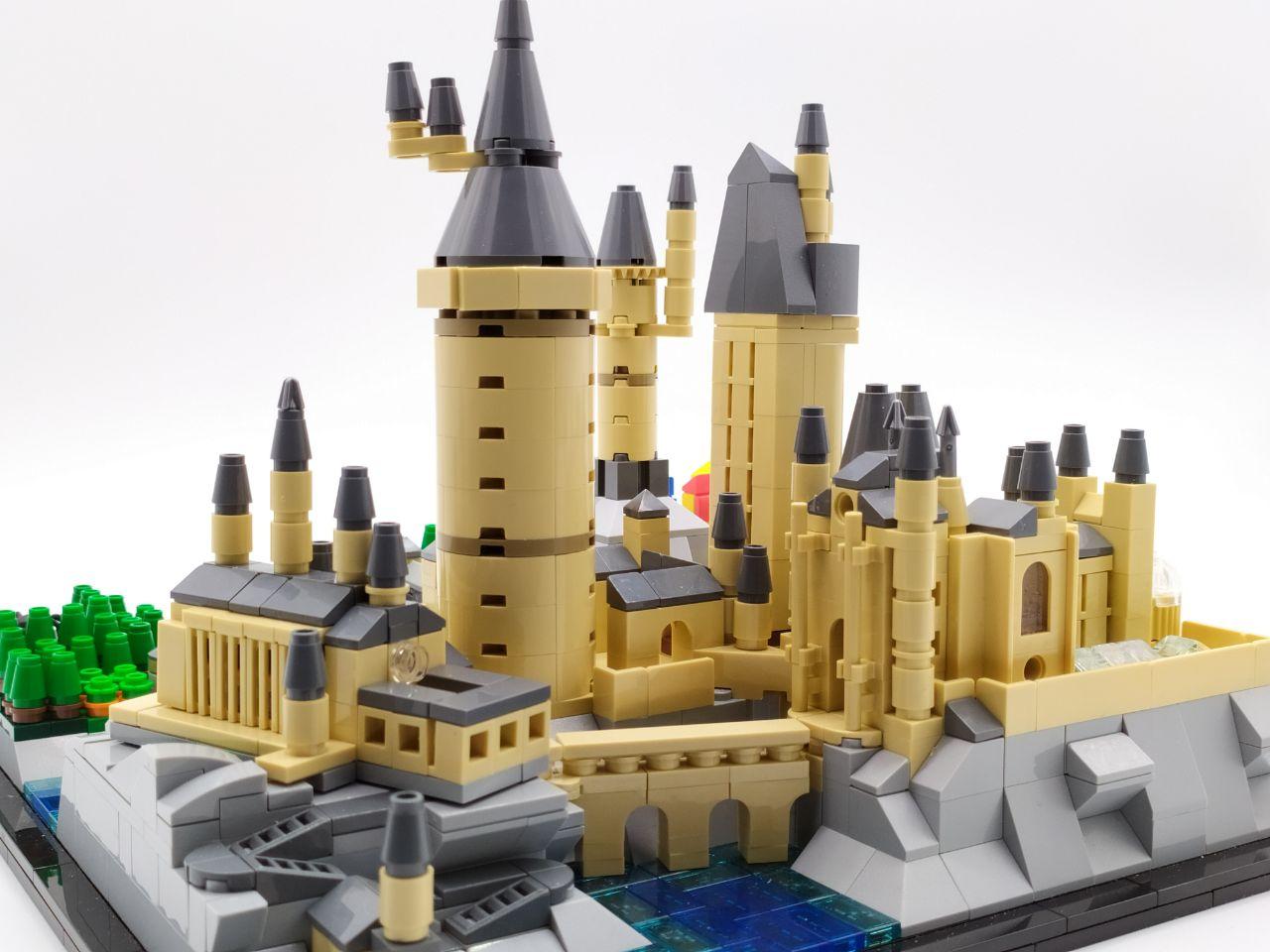lego kit Hogwarts caslte