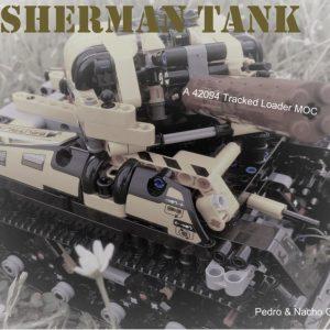 MOC_42094_Sherman_tank