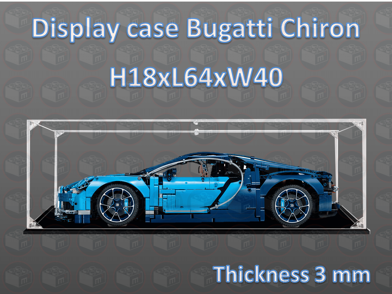 display case lego 42083 bugatti chiron