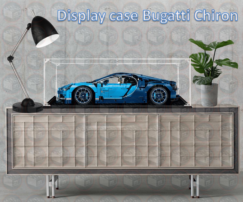 display case lego bugatti chiron