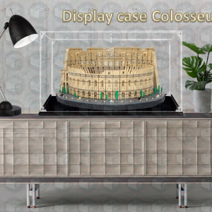 display case lego colosseum
