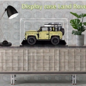 display case lego land rover
