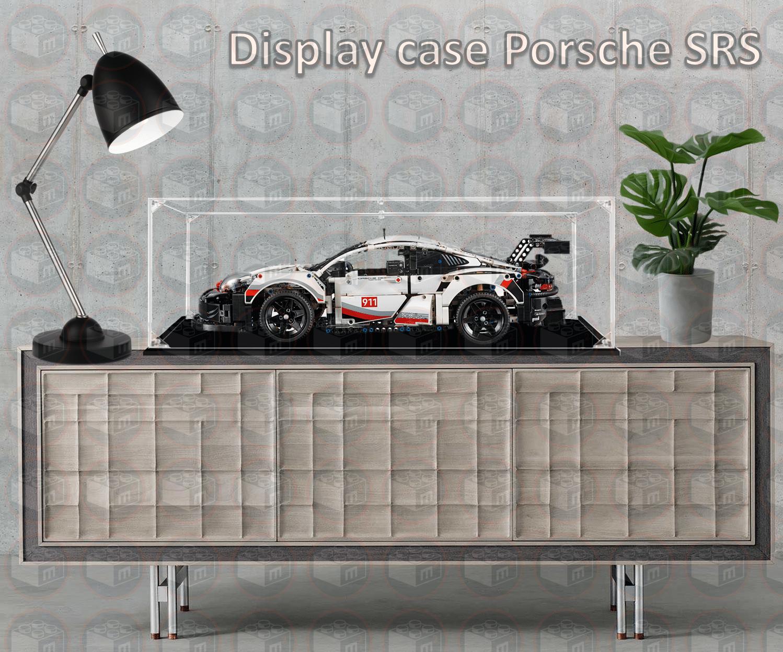 display case lego porsche srs