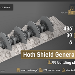 Hoth Shield Generator