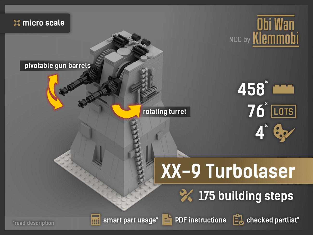 XX-9 Turbolaser