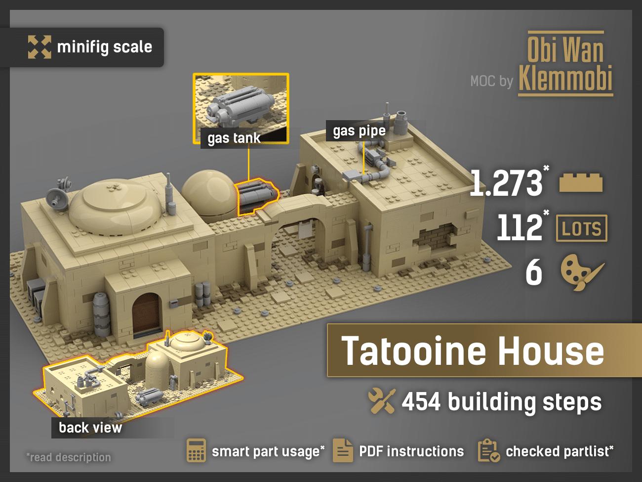 Tatooine Doublehouse
